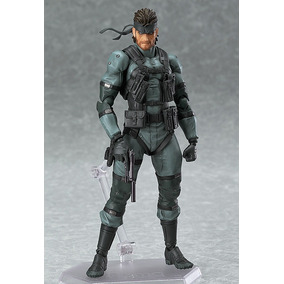 Solid Snake: Mgs2 Ver. Figma