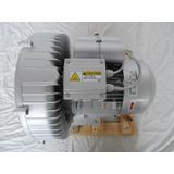 Jkw006 Soprador Rad. Mono-1,74cv P/ Tanques Peixe / Camaroes