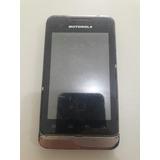 Celular Motorola Tx 389 Para Retirar Peças Os 18203