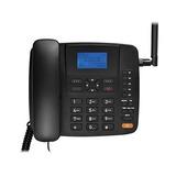 Telefone Celular Fixo Modem 3g Net Ideal Roça Rural Sítios