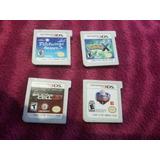 Set De Juegos 3ds Envio Gratis Disponible