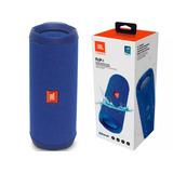 Bocina Jbl Flip4 Portable Bluetooth Sumergible 3000mah Nuevo