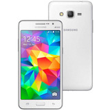 Smartphone Samsung Galaxy Gran Prime 8mp 8gb Branco Vitrine