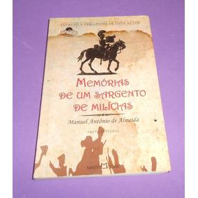 Memórias De Um Sargento De Milícias - M. A. Almeida (bolso)
