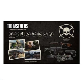 Grounded Bundle - The Last Of Us- Dlc- Psn- Ps3