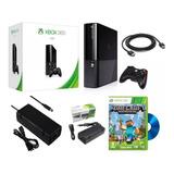 Xbox 360 Serie E La Mejor 3 Vendidos+minecraft Fìsico