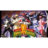 Mighty Morphin Power Rangers - 1ra Temporada