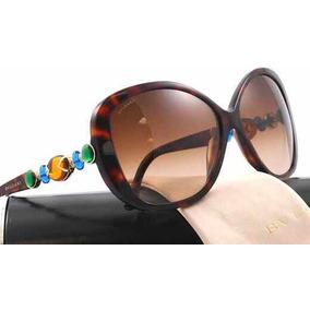 5071caaee2a11 Óculos Bvlgari Marrom De Sol - Óculos no Mercado Livre Brasil
