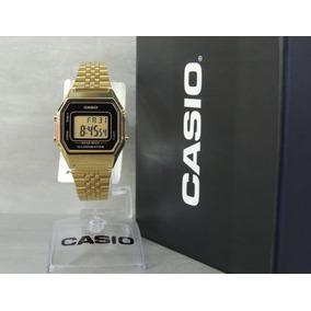 4fd0a0d3316 Relógio Unissex Casio La680wga1df Vintage Digital - Relógios De ...