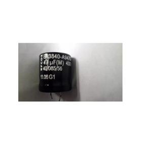 Capacitor Eletrolítico 47uf X 400v