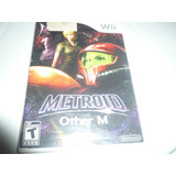 Oferta, Se Vende Metroid Other M Wii