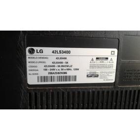 Placa T-con Lg 42ls3400