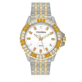 324dcdd4a55 Relogio Mondaine Feminino Linha Moda Wr - Relógios De Pulso no ...