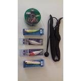 Kit Para Pesca Com 6 Itens