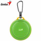 Parlantes Bluetooth Genius Verde Sp-906bt