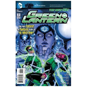 Dc Green Lantern - The New 52 - Volume 7