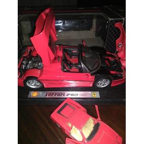 Ferrari F50 -colección Shell- Como Nueva, En Caja + Regalo