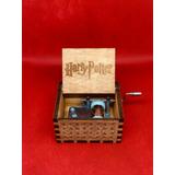 Mini Caja Musical Manivela Harry Potter + Envio Gratis