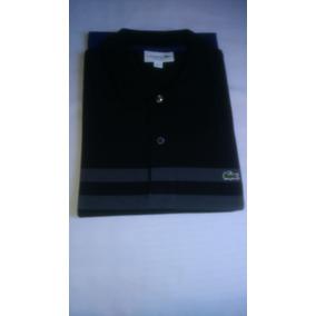 Camisa Polo Lacoste Masculina Listrada Regular Fit 319ec738228