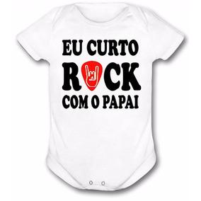 Body Bebe Rock - Bodies Manga Curta em Ferraz de Vasconcelos de Bebê ... 646db8169d4