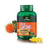 Oleo De Cartamo + Vitamina E 60 Capsulas