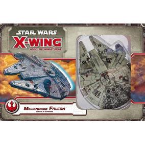 Star Wars Xwing - Millenium Falcon