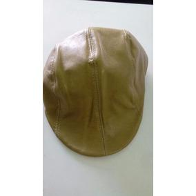 Boina Gatsby Couro Legítimo - Acessórios da Moda no Mercado Livre Brasil 529546737a2