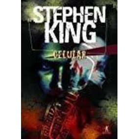Livro Celular Stephen King