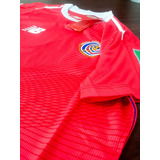 Camiseta Selección De Costa Rica