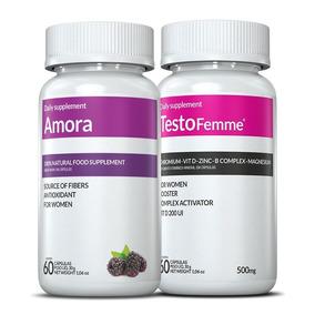 Amora + Testofemme - Inove Nutrition