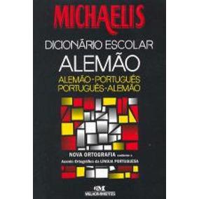Michaelis - Dicionario Escolar Alemao - Alemao-por