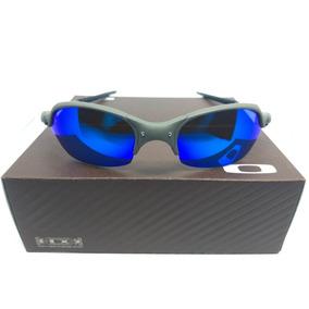 Oakley Juliet X Metal Polished Magic Blue - Óculos no Mercado Livre ... 69073ad0fc