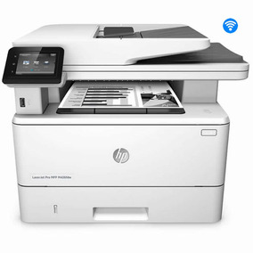 Impressora Multifuncional Laser Mono Pro M426fdw Hp 110v