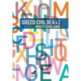 A A Z Direito - Livros no Mercado Livre Brasil 0bb37733f6bdb