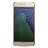 Motorola Moto G5 Plus Tv Xt1683 32gb 12mp Dourado Vitrine 2