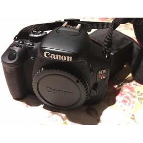 Câmera Canon Eos Rebel T3i + Lente 18-55mm + Lente 75-300