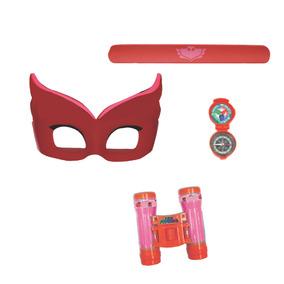 Conjunto De Acessórios - Pj Masks - Máscara E Acessórios - C