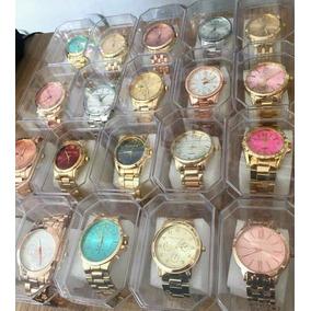 Relógio Masculino Kit Com 10