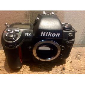 Câmera Nikon F100 Revisada 100% Excelente Profissional