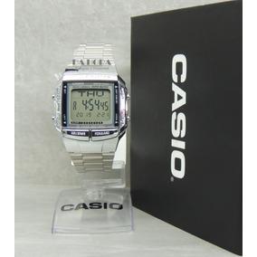 6db43be8707 Relógio Casio Data Bank Modelo Dbx 102 Para Colecionador - Relógios ...