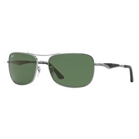Lindo Óculos Ray Ban 3515 Cat Tigrado De Sol Aviator - Óculos no ... 8d09f1ff2a