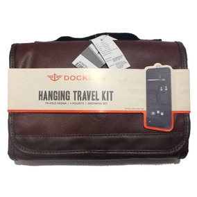 Kit De Viaje, Bolso De Mano, Travel Kit Para Hombre, Dockers