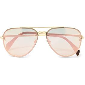 Oculos De Sol Celine Aviador - Óculos no Mercado Livre Brasil ebfa74ed06