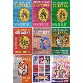 Colección Enseñanza De Guitarra (arnoldos Pintos)