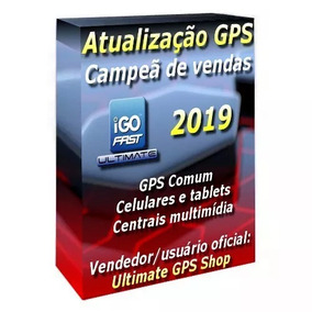 Atualização Gps 2019 Com 3 Navegadores Igo8 Amigo Primo