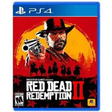Red Dead Redemption Ii - Juego Físico Ps4 - Sniper Game
