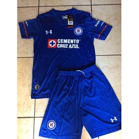 649cd6931225e Uniformes De Futbol Economicos Completos Cruz Azul Francia