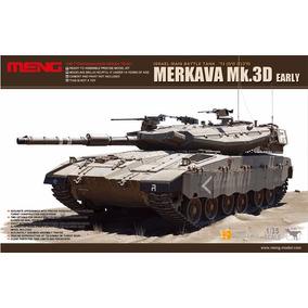 Meng - Israel Main Battle Tank Merkava Mk.3d Early (montado)