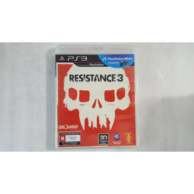 Resistance 3 - Original - Ps3