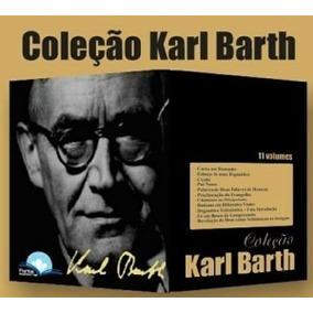 Coleção Karl Barth 11 Volumes - Livro - Fonte Editorial